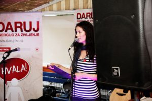 Ivjana Banič, Radio 1
