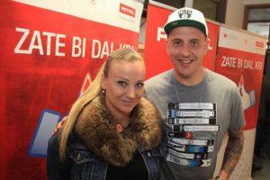 6 Pack Čukur in Nika Marolt Čukur, foto Primož Korošec