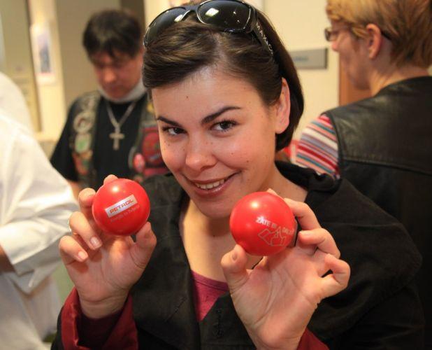 Ana Marija Mitič, foto Primož Korošec