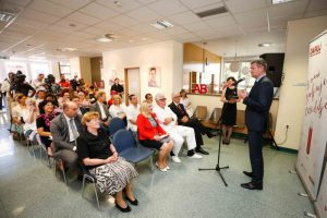 Zavod RS za transfuzijsko medicino, novinarska konferenca