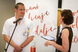 dr. Aleš Fischinger, dr. med. spec. travmatolog UKCLJ